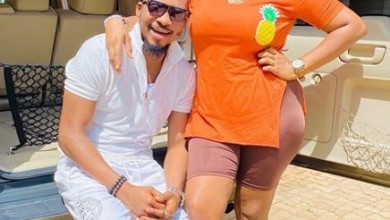 Photo of Actor Junior Pope slams troll who mocked him for not marrying his wife a virgin