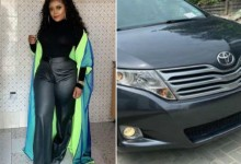 Photo of Actress Didi buys multi million naira birthday gift,  encourages women