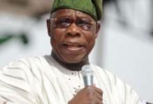 Photo of 'Send old generation out of power'- Obasanjo urge youths