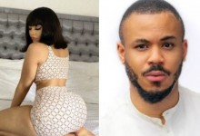 Photo of BBNaija 2020: How Nengi entered the shower with Ozo and invited Trickytee – Ka3na