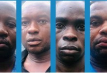 Photo of Bullion van robbery: Police nab soldiers, others