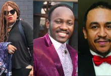 Photo of How Apostle Suleiman settled the 4 years fight between Daddy Freeze and blogger, Stella Dimoko Korkus