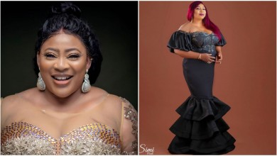 Photo of Iyabo Ojo, Toyin Abraham, Odunlade Adekola, shun Ayo Adesanya on 51st birthday