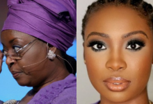 Photo of Bolanle Olukanni drags life out of Diezani for giving a speech on how Yahoo boys are destroying Nigeria