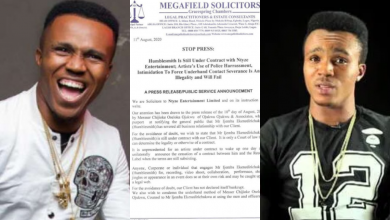 Photo of N-TYZE entertainment drags popular singer, Humblesmith to court after he dumped them