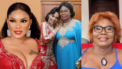 Photo of 'I love you too much my number 1 fan' – Iyabo Ojo celebrates mum on her birthday