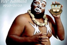 Photo of Former WWE wrestler James 'Kamala' Harris is dead