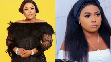 Photo of Toyin Abraham's husband, Lola Magaret and others reacts as actress, Zainab Bakare acquires a new car