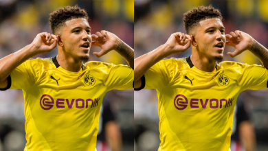 Photo of Manchester United and Jadon Sancho 'agree terms on a five-year contract worth £340, 000 per week'
