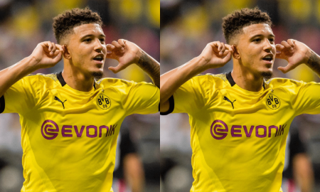 Manchester United and Jadon Sancho 'agree terms on a five-year contract worth £340, 000 per week'