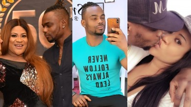Photo of 'It's over between Nkechi Blessing and i' – Mike Adeyemi confirms breakup rumour