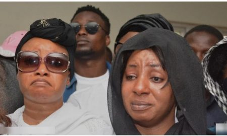 Nollywood celebs mourn