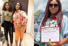 Photo of PDP appoints Regina Daniels mum, Rita to a special post in Delta state