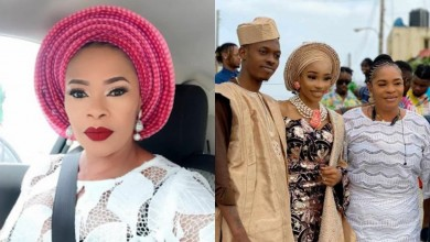 Photo of Remi Surutu's daughter holds wedding introduction (photos, video)