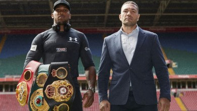 Photo of Anthony Joshua and Kubrat Pulev fight confirmed for December