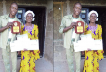 Photo of Boy who wrote O'level exams 17 times in 5yrs, reveals the sacrifices made by his mom