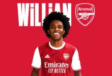 Photo of Willian joins Arsenal on a three-year deal