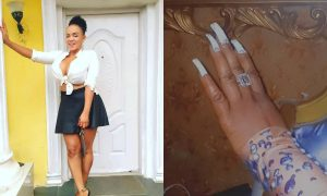 cossy gets engaged