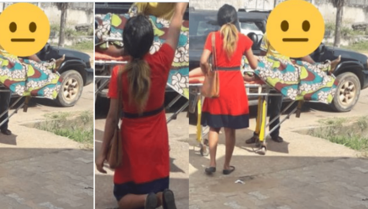 Nigerian woman tackles Jesus after failed attempt to raise the dead
