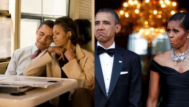 Photo of Michelle Obama celebrates her husband, Barack in the most adorable way on his birthday