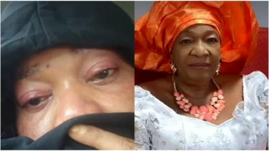 Photo of Actress Chinyere Wilfred loses mum (Photo)
