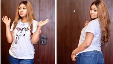 Photo of 'Practice being happy for others, your time will come' – Regina Daniels says as she flaunts her postpartum body