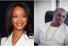 Photo of Nigerians congratulate Don Jazzy on Rihanna's pregnancy | Picture