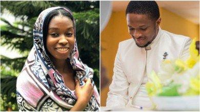 Photo of Mike Bamiloye's daughter, Darasimi set to wed music minister, Lawrence Oyor (photos)