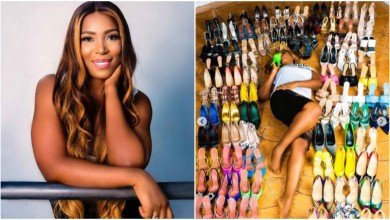 Photo of What Linda Ikeji is doing to replace a man in her life – OAP reveals
