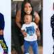 linda ikeji and son