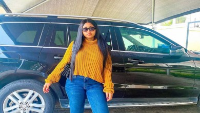 Photo of See photos of the latest SUV Ned Nwoko reportedly bought for Regina Daniels
