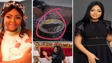 Photo of See the secret ingredients Rita Daniels adds to Regina Daniels food that made her lose baby fat after delivery (video)