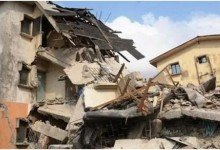 Photo of Several injured as building collapses on Nursing Mother in Anambra