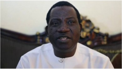 Photo of Governor Lalong's convoy kills 70-year-old woman
