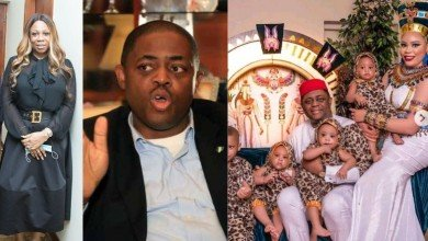 Photo of Fani-Kayode's Ghanaian wife reveals shocking details in new statement