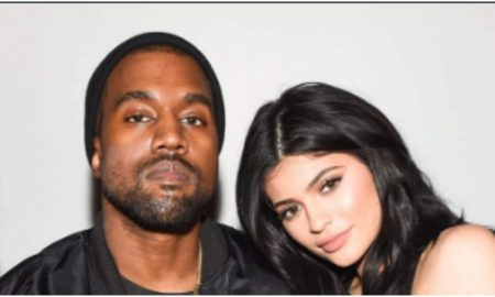 Kylie jenner and kanye west