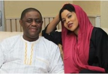 Photo of Femi Fani Kayode speaks on picking new wife as female friends storm his house after marriage crash