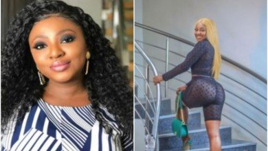 Photo of Actress Yvonne Jegede reveals the type of male friends that are a blessing