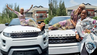 Photo of 14 celebrities and over 20,000 Nigerians follow Lolade Abuta after she gifted Iyabo Ojo a Range Rover