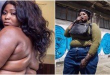 Photo of Actress Monalisa Stephen blasts troll who body shamed her