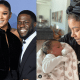 Kevin Hart and wife shares photo of their new born daughter