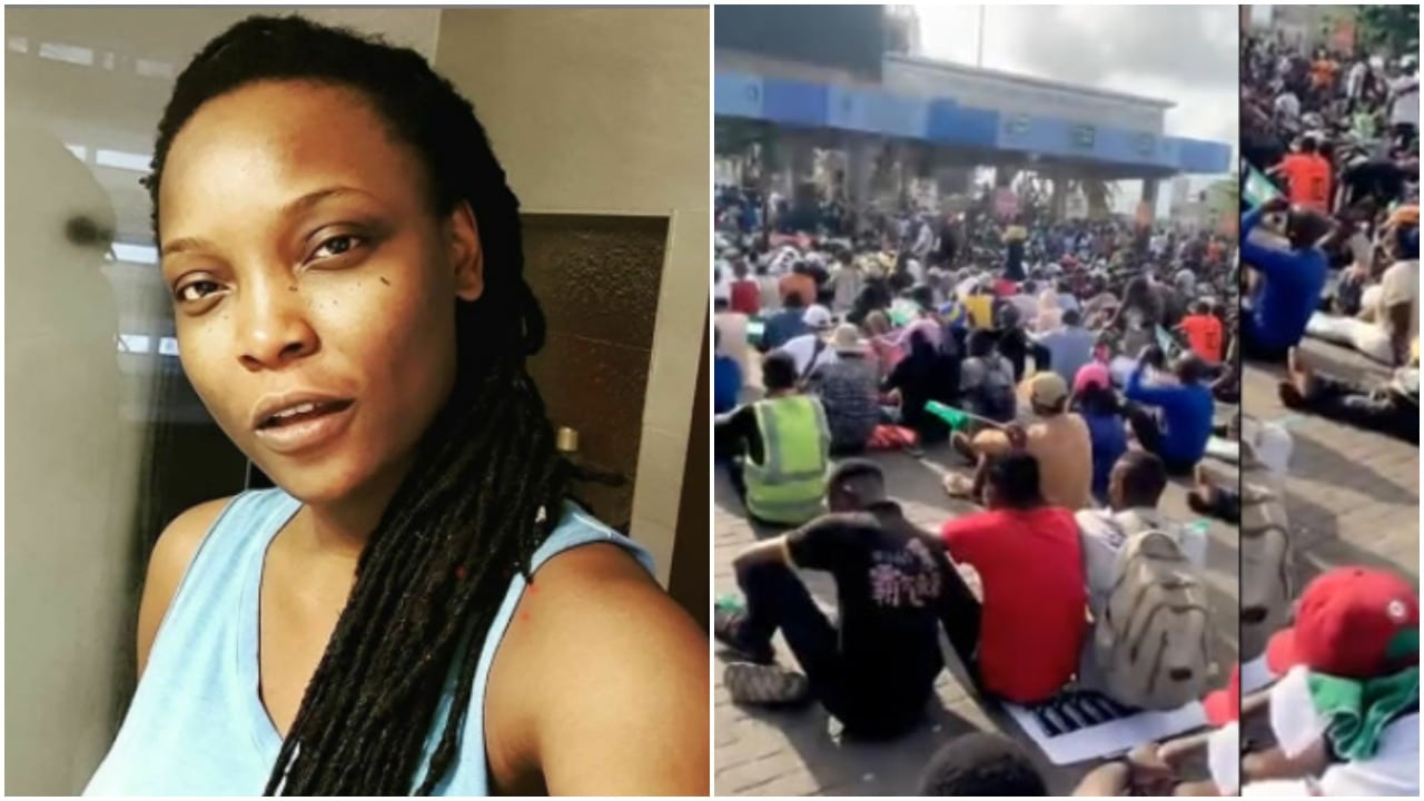DJ Switch flees after receiving deadly phone message - Kemi Filani News