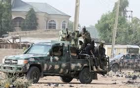 Military troop save five expatriates in Rivers