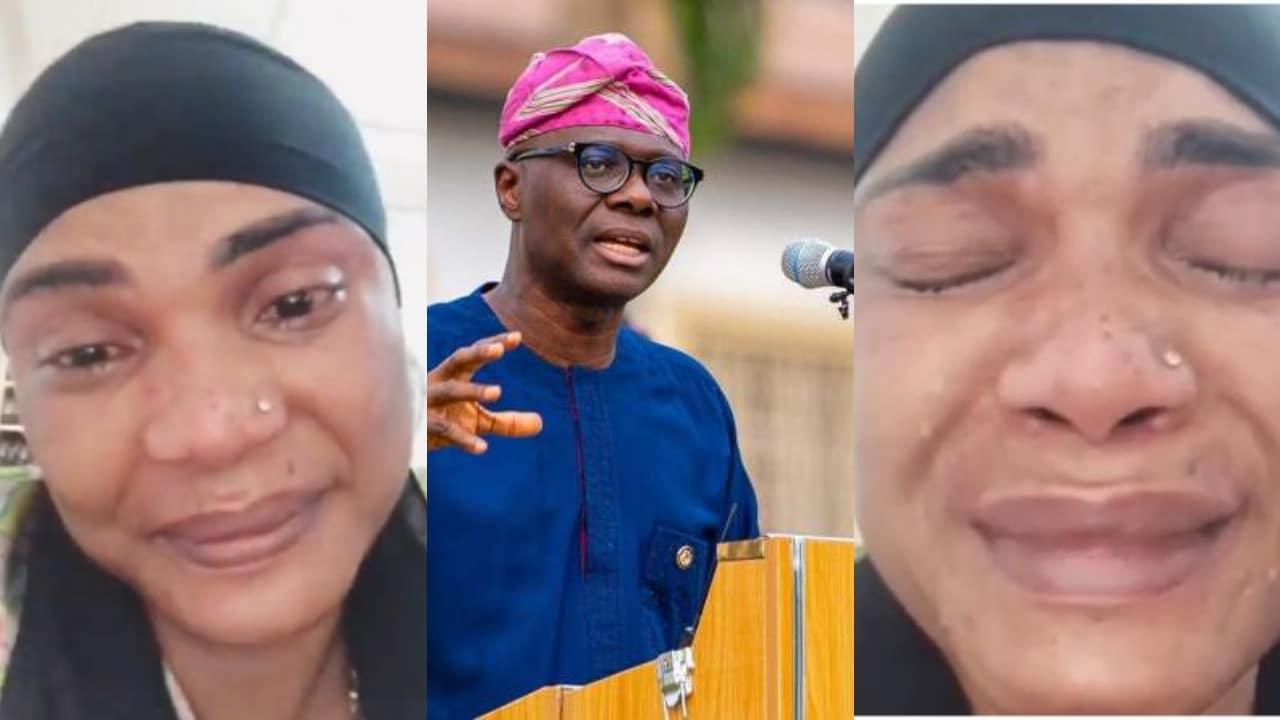 iyabo-ojo and Sanwo-Olu