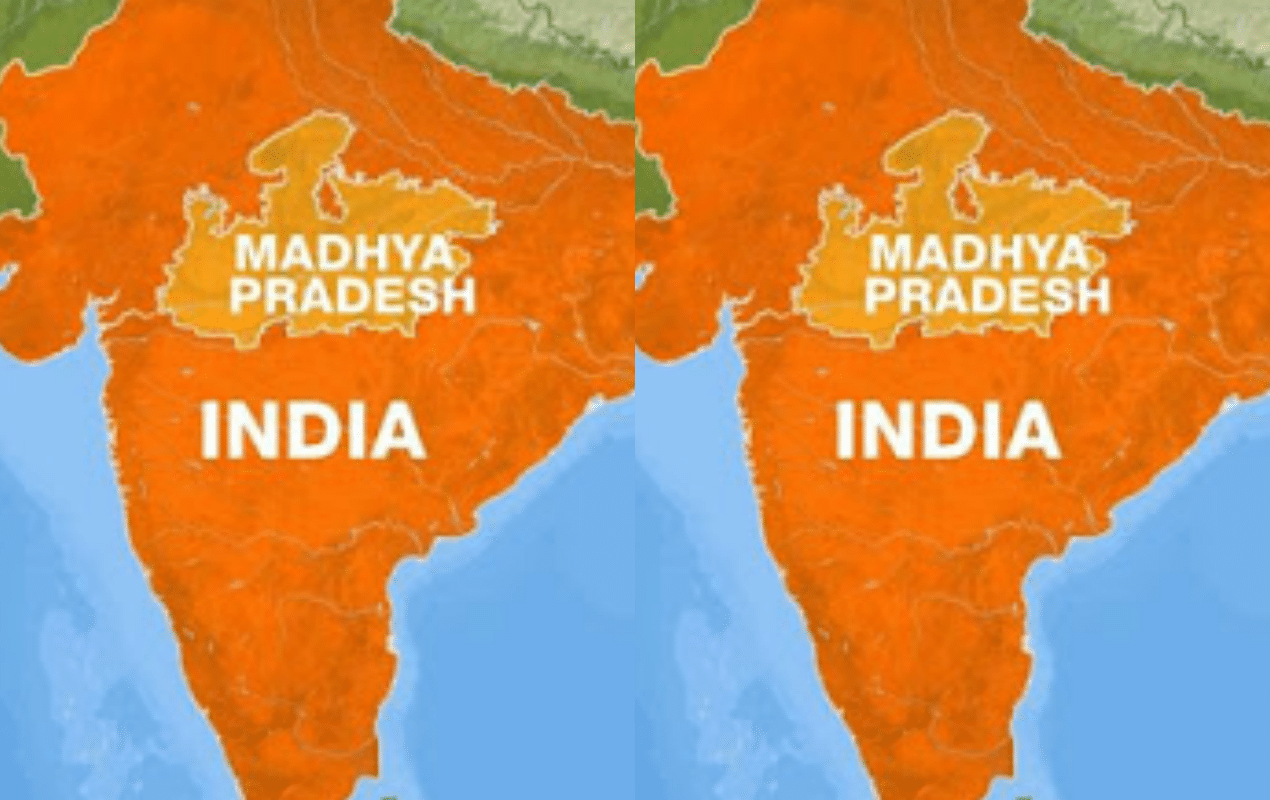 India slides into recession