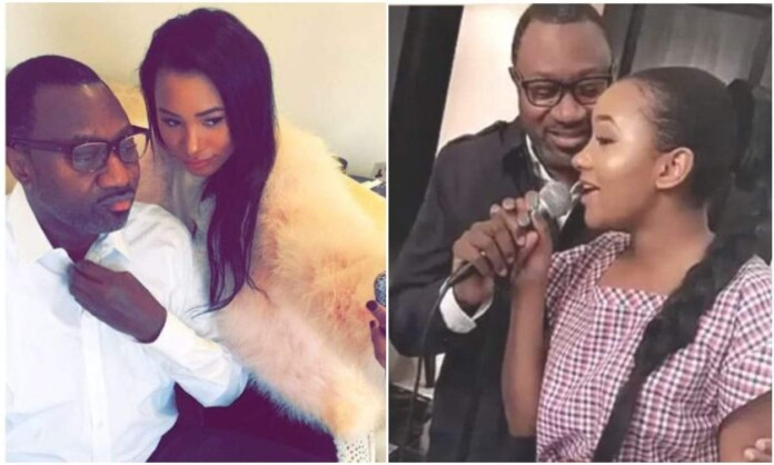 Temi is the new biggest actress from Africa – Femi Otedola brags