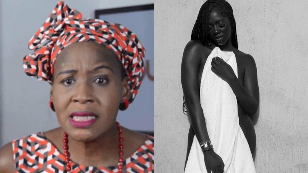 Kemi Olunloyo and Tiwa Savage