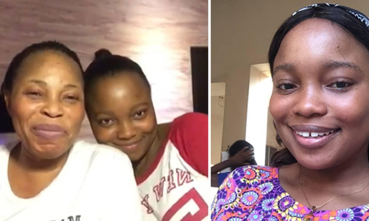Tope Alabi and daughter