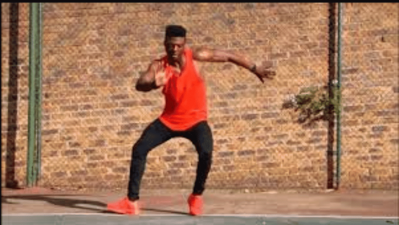 Afro beats dance moves