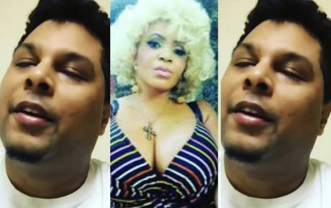 Cossy Ojiakor and new lover